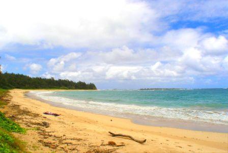 Ponders Beach