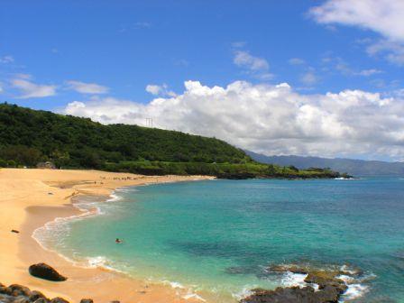 Waimea Beach North S Oahu Hawaii